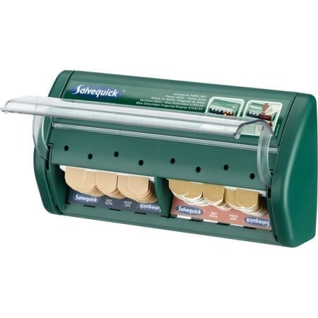 dispenser per cerotti salvequick