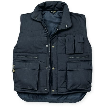 Gilet in 65% poliestere - 35% cotone ANNECY