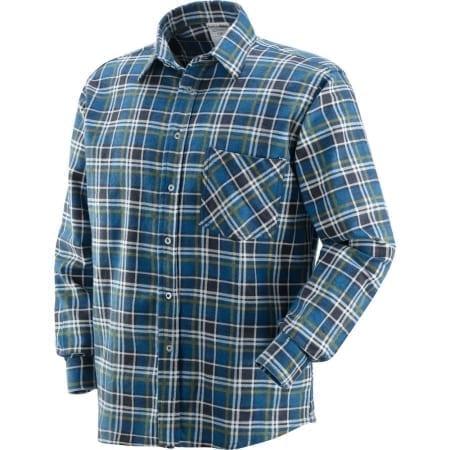 Camicia in 100% cotone flanella FLANELLA