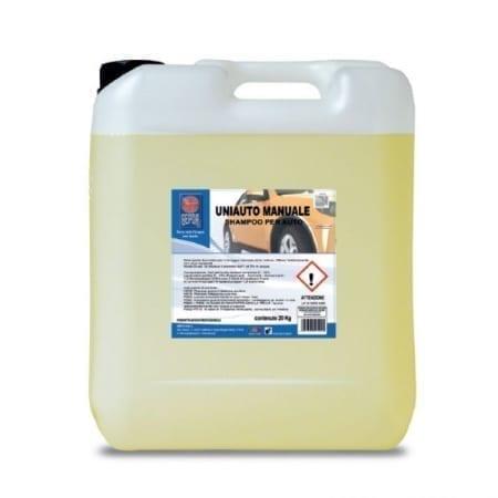 UNIAUTO MANUALE detergente per lavaggio veicoli ed automezzi