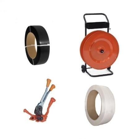 Reggia in plastica e accessori