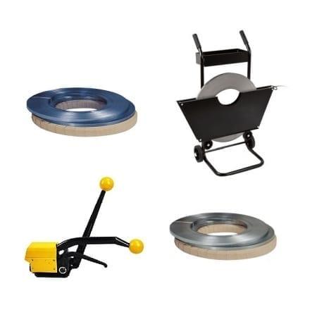 Reggia in metallo e accessori