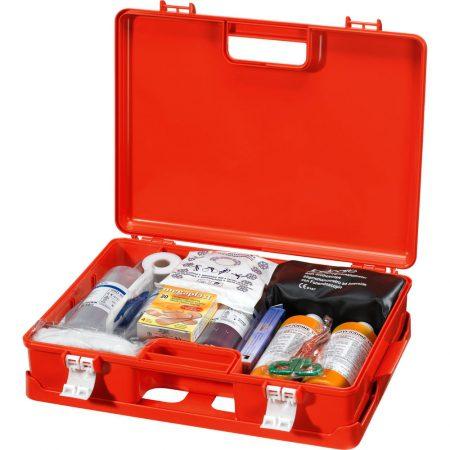 Valigetta per primo soccorso in ABS MED P4 oltre i 2 dipendenti completa