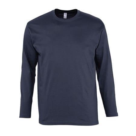 T-Shirt uomo GIROCOLLO MONARCH