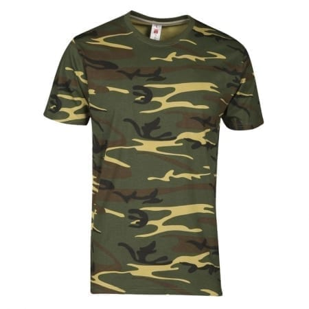 T-Shirt SUNSET uomo MIMETICO