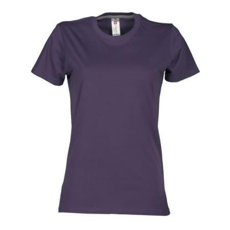 T-Shirt SUNSET donna