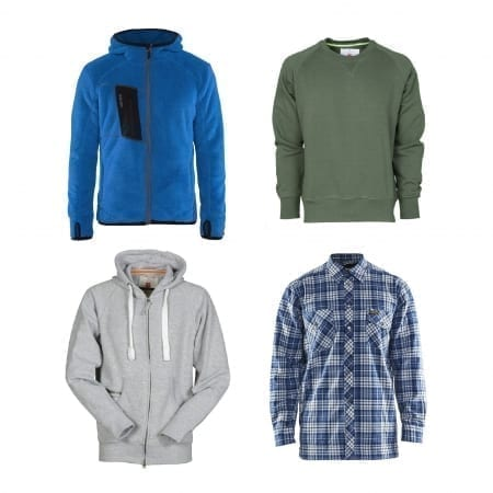 Camicie/Felpe/Pile