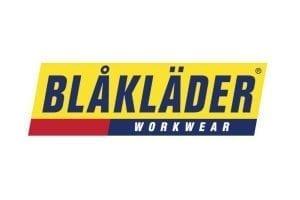 Immagine che mostra il logo della ditta blaklader. Uni3 servizi, fornitori di detergenti, imballaggio, antinfortunistica, abbigliamento professionale e articoli in carta.