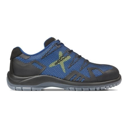 scarpa antinfortunistica eros blue exena