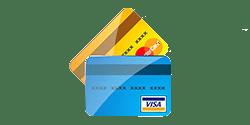 pagamento con carta di credito debito prepagata